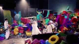 HOWL BE QUIET「MONSTER WORLD」MV(Clean ver.)