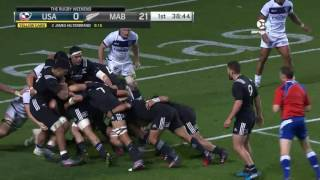 HIGHLIGHTS: Maori All Blacks v USA