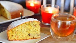 БЫСТРЫЙ ПИРОГ НА СМЕТАНЕ   Рецепт пирога к чаю или на НОВЫЙ ГОД   НОВОГОДНИЙ СТОЛ 2020