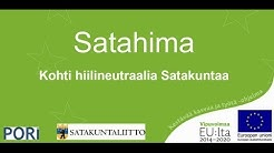 Satahima -hankkeen esittelyvideo