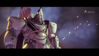 Destiny 2 beta - homecoming ending cutscene! (ghaul confrontation)