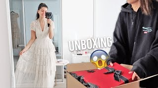 HELP ME CHOOSE A DRESS FOR CANNES! DAILY VLOG