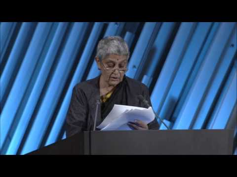 THE 2012 KYOTO PRIZE COMMEMORATIVE LECTURE --Gayatri C. Spivak