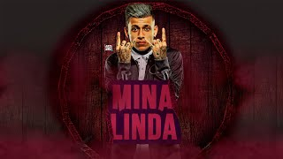 MC Pedrinho - Mina Linda (Lyric Vídeo)