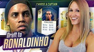 *NEW SERIES* DRAFT TO RONALDINHO #1! - FIFA 18 Ultimate Team
