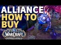 Where to get Unidentified Mass WoW Alliance