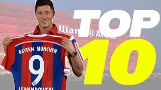 | TOP 10 | Najbardziej wartościowych piłkarzy Bundesligi