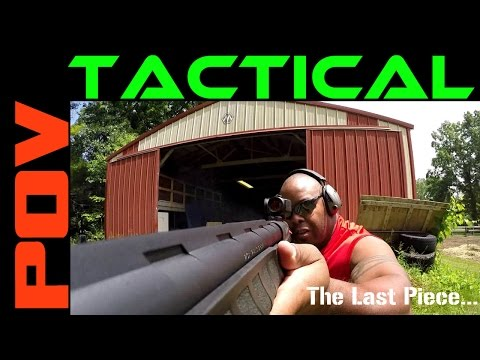 T3 Tactlite Shotgun ButtStock -The Last Piece!