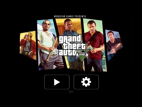 Download (Hindi) GTA 5 For Android, How to Setup and Play GTA 5 In Android With Download Links