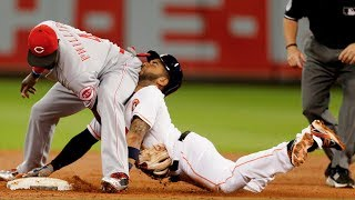 MLB Faceplants