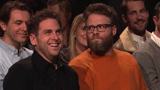 Seth Rogen Talks About Being Mistaken for Jonah Hill, Post Malone