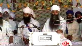 Sant Baba Amrik Singh Ji Panj Bhania Wale Satta Balwanda 07-Oct-12 Part-1