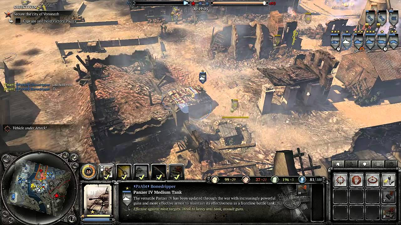 Coh 2 Case Blue : Company of heroes 2 case blue dlc assault on voronezh general