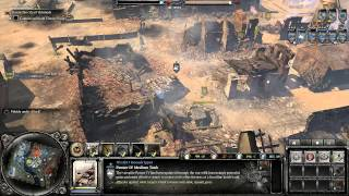 Company of Heroes 2 - Case Blue DLC - Assault on Voronezh - General Difficulty
