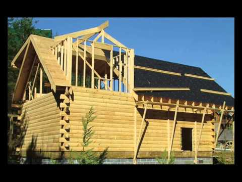 Guida alle case di legno - YouTube