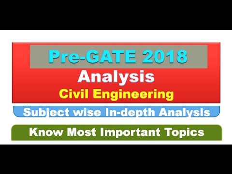 Civil Engineer MUST Watch Before GATE,IES,PSU 2018-19