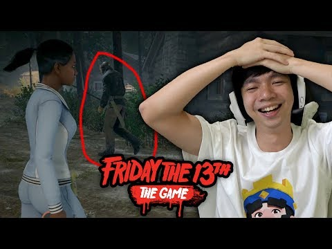 Ampun Jason LOL!!! - Friday The 13th The Game - Indonesia