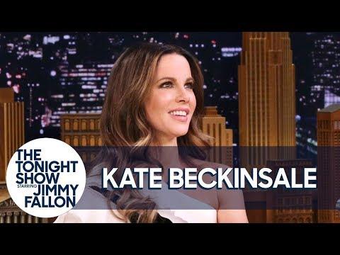 Kate Beckinsale Reenacts the Serendipity Elevator Scene