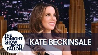Kate Beckinsale Reenacts the Serendipity Elevator Scene