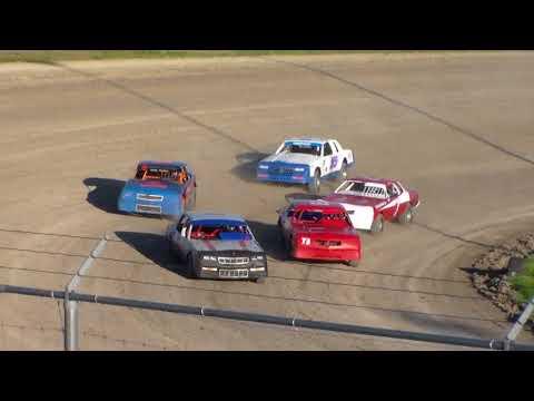Southwest Speedway Hobby Stock Heats (6/30/18)