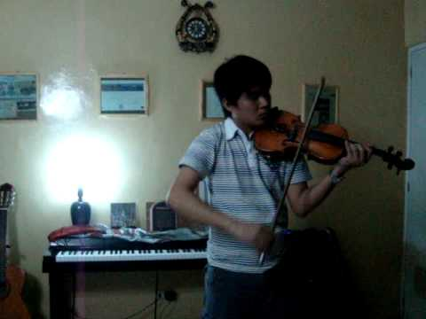ENYA - ONLY TIME - VIOLIN COVER