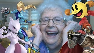 BONUS - Telling My Grandma Smash Bros. Character Names For The First Time