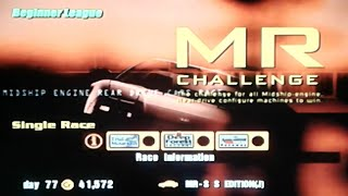 Gran Turismo 3: A-Spec - Part #17 - MR Challenge (Beginner)