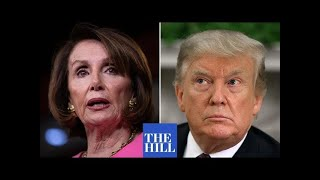 Speaker Pelosi HITS at Trump during press conference to denounce spike in anti-Asian hate crimes