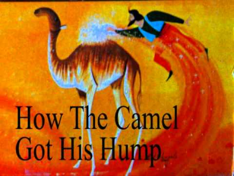 Disney Just So Stories- How the Camel Got His Hump