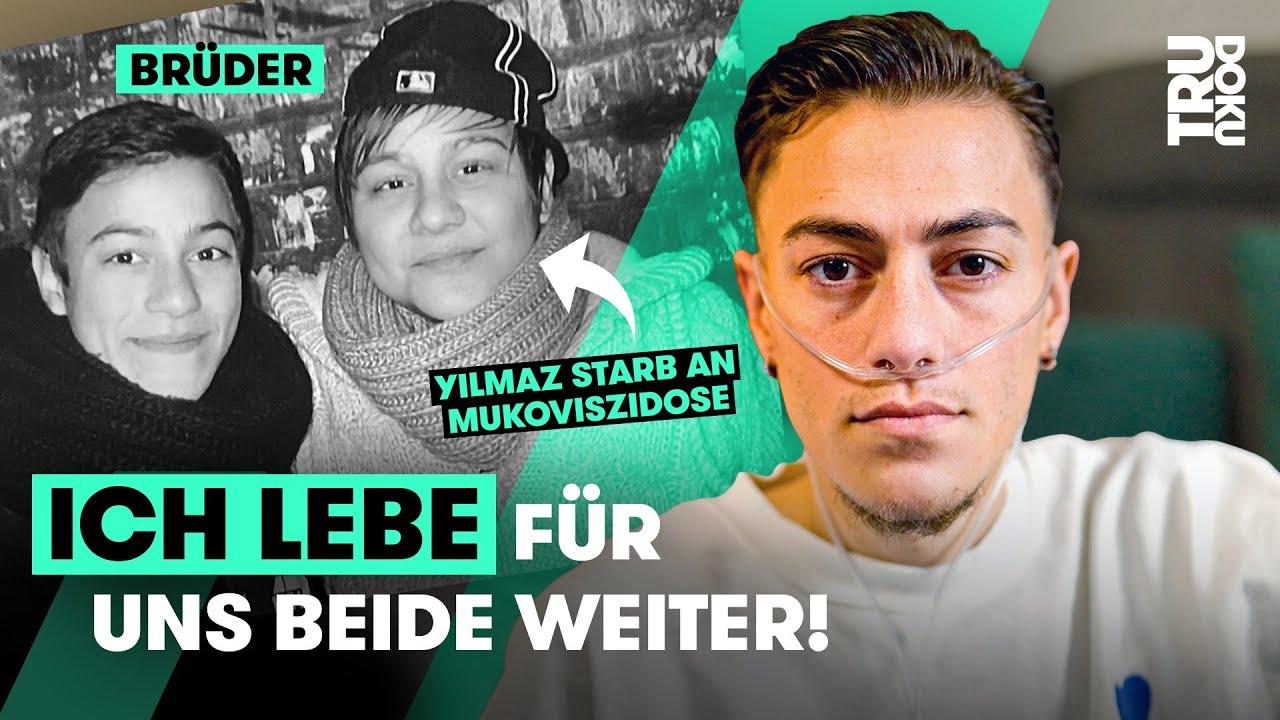 Nach Tod von Bruder: Burak kämpft gegen seine unheilbare Krankheit Mukoviszidose I TRU DOKU