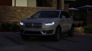 2018 Lincoln Nautilus Headlights & Tail Lights