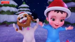 Jingle Bells | Telugu Rhymes for Children | Infobells