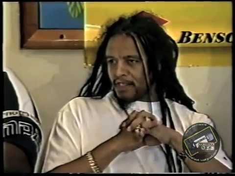 MAXI PRIEST & RED FOX INTERVIEW LIVE ON LOCATION