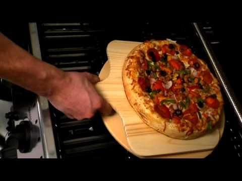 grill pro pizza stone youtube