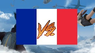 LIVE🔴RULES OF SURVIVAL MOBILE - OFFICIAL FRENCH TOURNAMENT