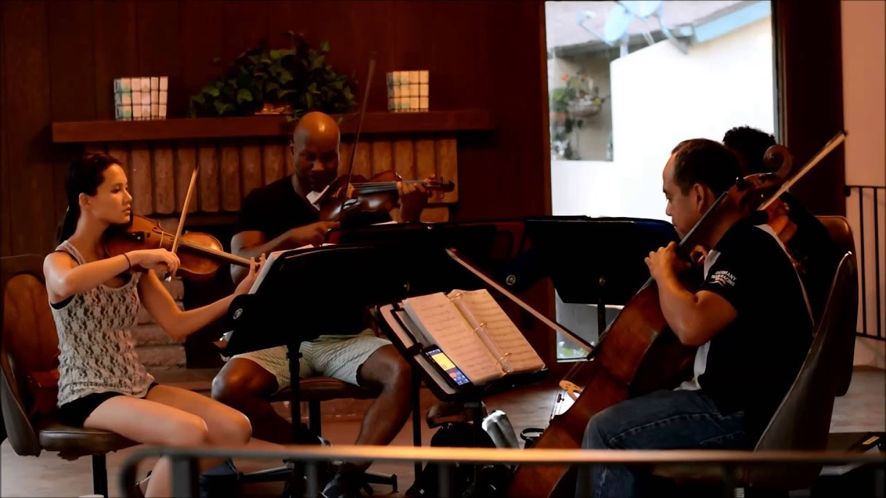 Mission Impossible (Movie Theme) Quartet by The Ocdamia Strings ...