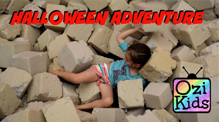 halloween weekend with ozi kids tv