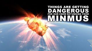 THE MINMUS CREW IS BACK! - KSP Career Playthrough 29