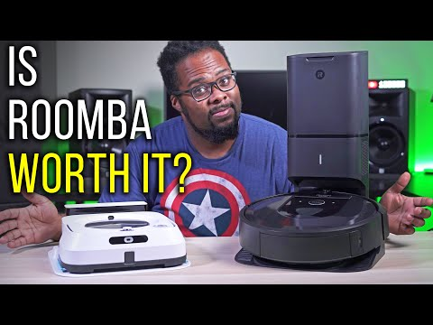 Is Roomba Worth It? - Roomba i7+ and Braava Jet M6 Mop Review