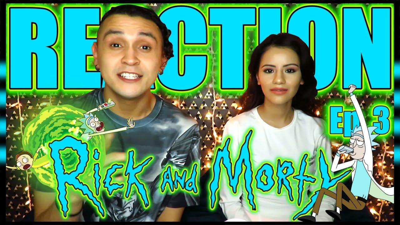 Rick and Morty: Season 1, Episode 3 \