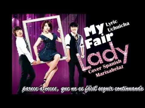 ♪ Hot Stuff Davichi OST MY FAIR LADY Marisabelaz Spanish Cover Travel Video