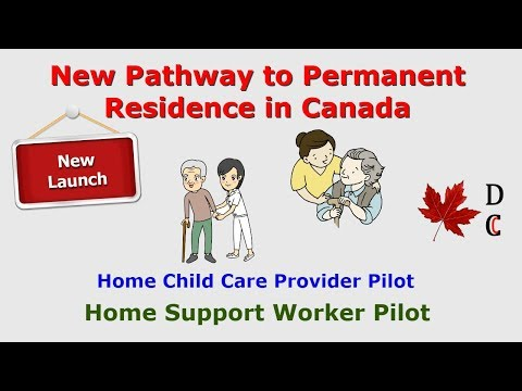 Canada Launches New Pathway To Permanent Residence | Caregiver Programs Canada