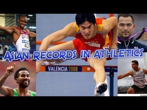 Asian Athletics Records