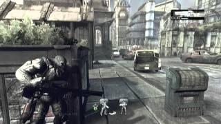 Gears Of War 1: Ranked Sniper Headshot Montage [OFF HOST] - iM3RKxYOUx (720p HD)