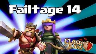 Clash of clans - Failtage 14 (Raid all day, Fail all night)