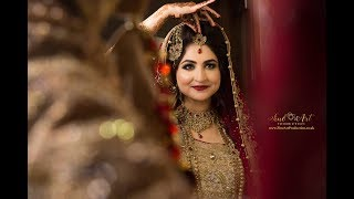Paniyon Sa by Atif Aslam | Asian Wedding Highlight 2018 I Riverside Venue | Female Videographer