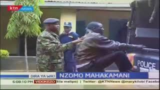 Daudi Nzomo aliyeshambulia mke wake Makueni akubali kosa mahakamani