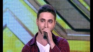 X Factor4 Armenia Auditios6 Harutyun Hakobyan/Mika Grace Kelly 13 11 2016