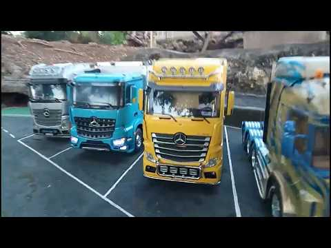 Rencontre camion RC 2018 GUADELOUPE