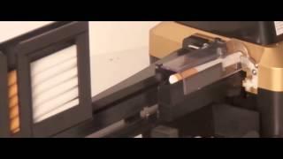 HSPT Golden Rainbow - Fastest automatic Cigarette rolling machine